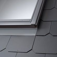 EDL 0000 SINGLE VELUX SLATE FLASHING